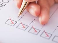 Checklist assurance crédit