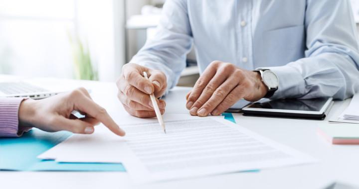 Envoi bilan assureur credit