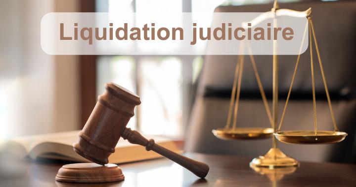 Liquidation judiciaire